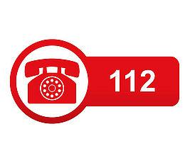 Nach Anwendung der Notfallmedikamente immer den Notarzt (112) rufen.